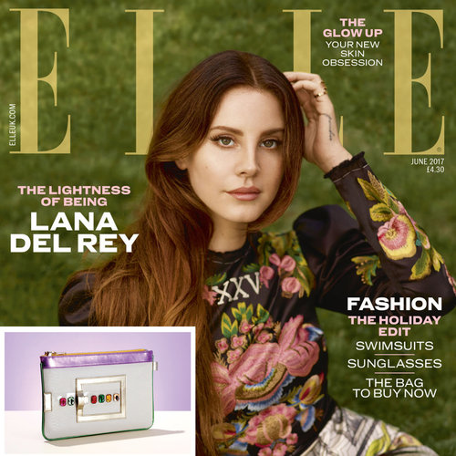 FruitenVeg+GEMINI+vegan+leather+IPad+clutch+in+ELLE+UK+June+2017