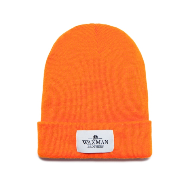 Waxman-Brothers-Orange-Cap-1