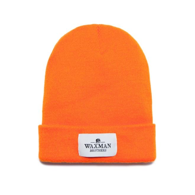 Waxman-Brothers-Orange-Cap-1