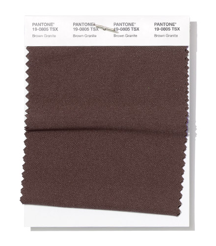 pantone-fashion-color-trend-report-new-york-spring-summer-2019-swatch-brown-granite